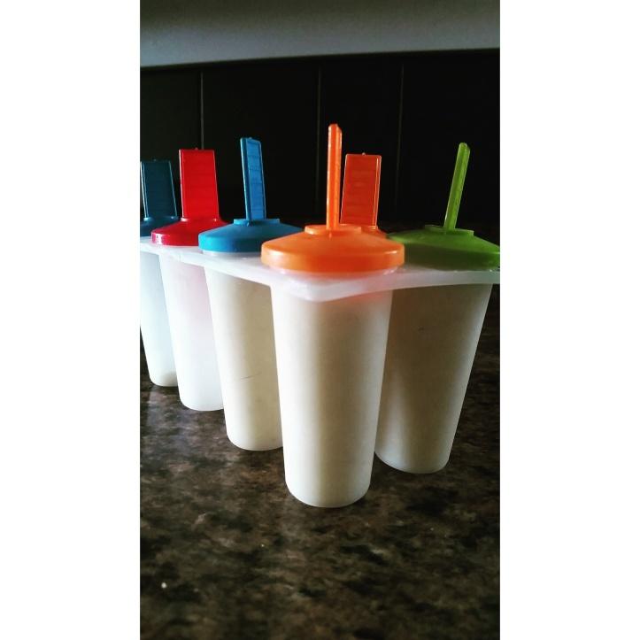 Sweet Summer Popsicles