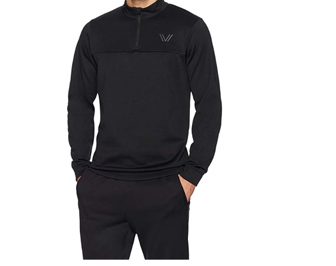 men's fleece workout jacket Amazon Prime Day Deal