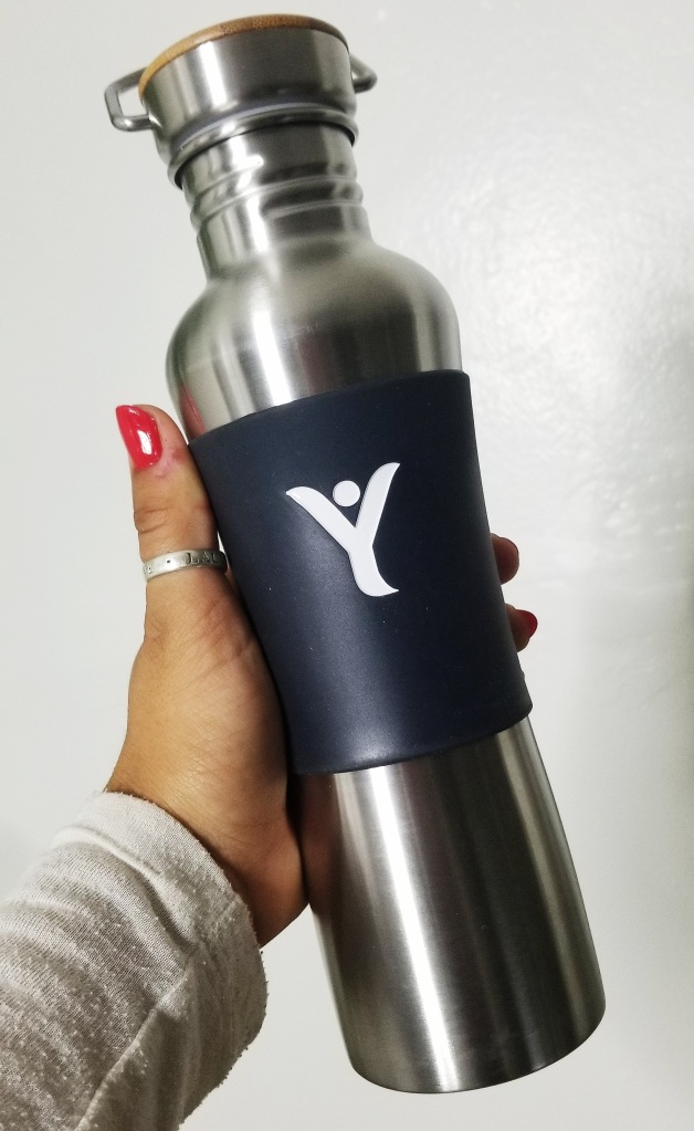 DYLN Living Water Bottle, ways to reduce pollution