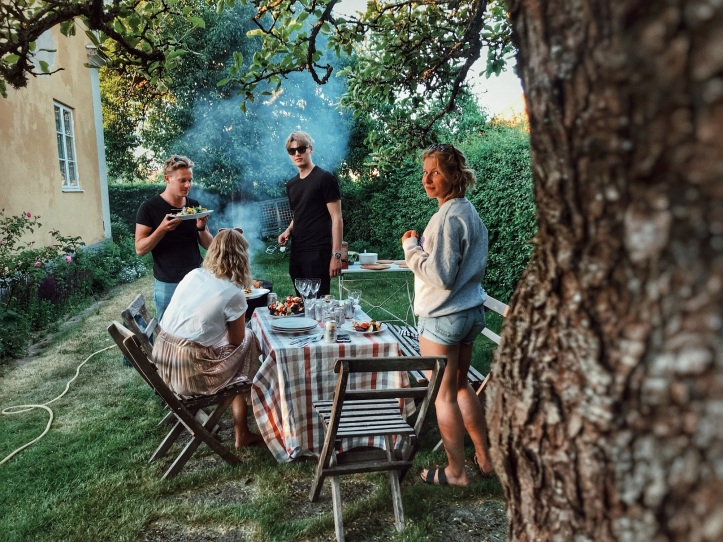 fourth of July party with sustainable products